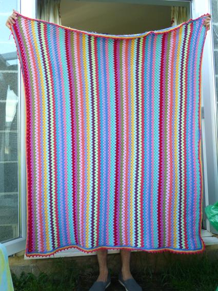 Granny blanket 2small