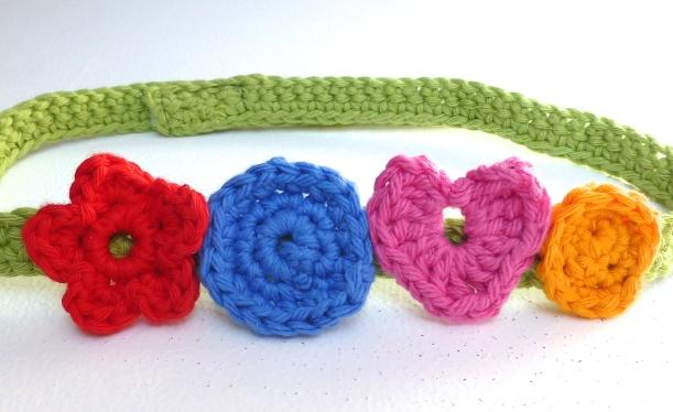 crochet headband - 3