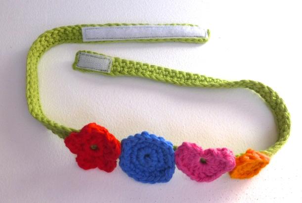 crochet headband - 5
