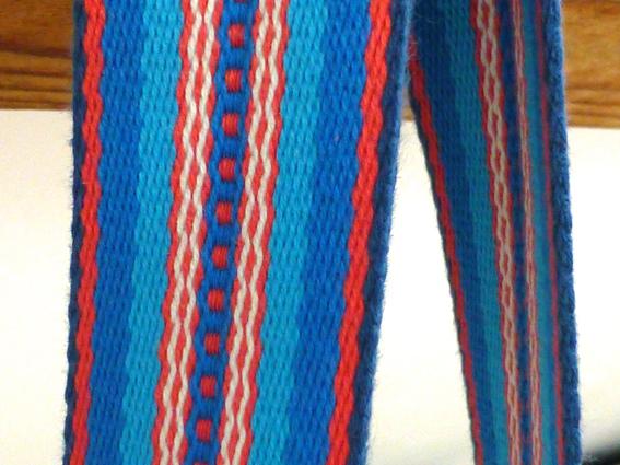 Crochet rucksack bag - 11