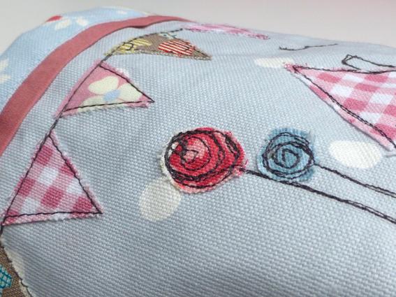 Pincushion thread catcher - 04