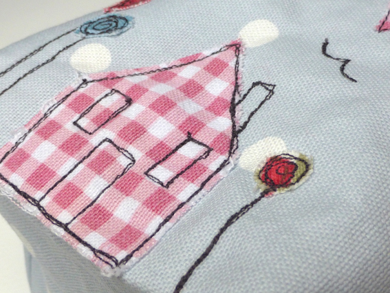 Pincushion thread catcher - 06