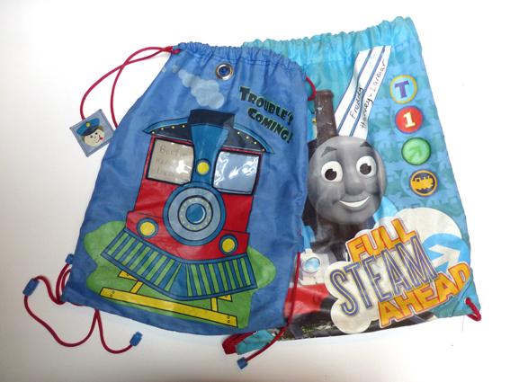 Old PE Bags
