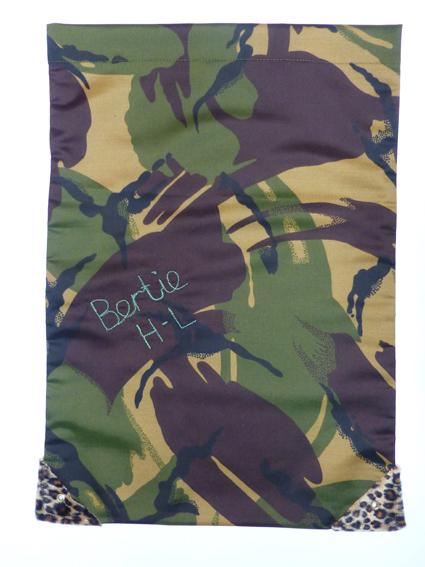 PE Bag front