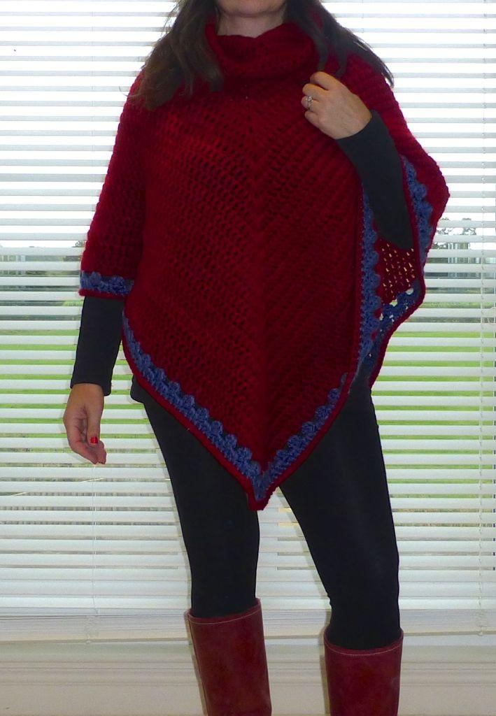 crochet poncho5