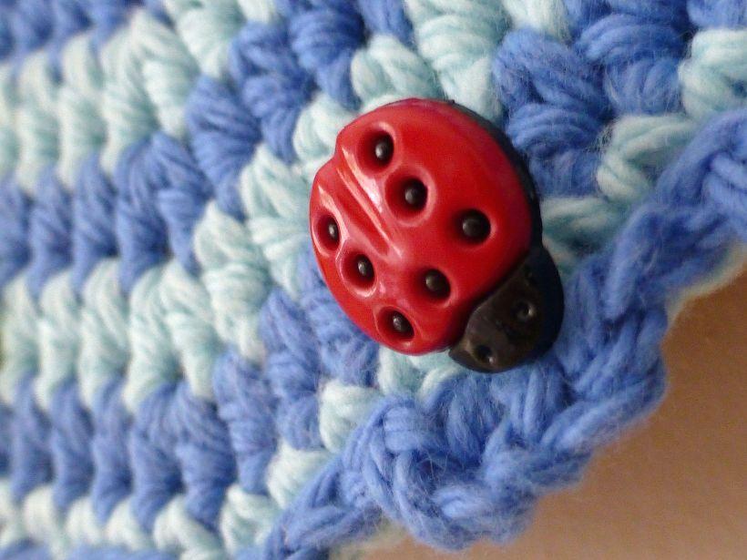 crochet clock4