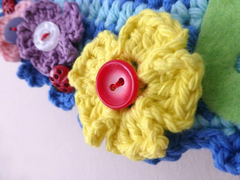 crochet clock7