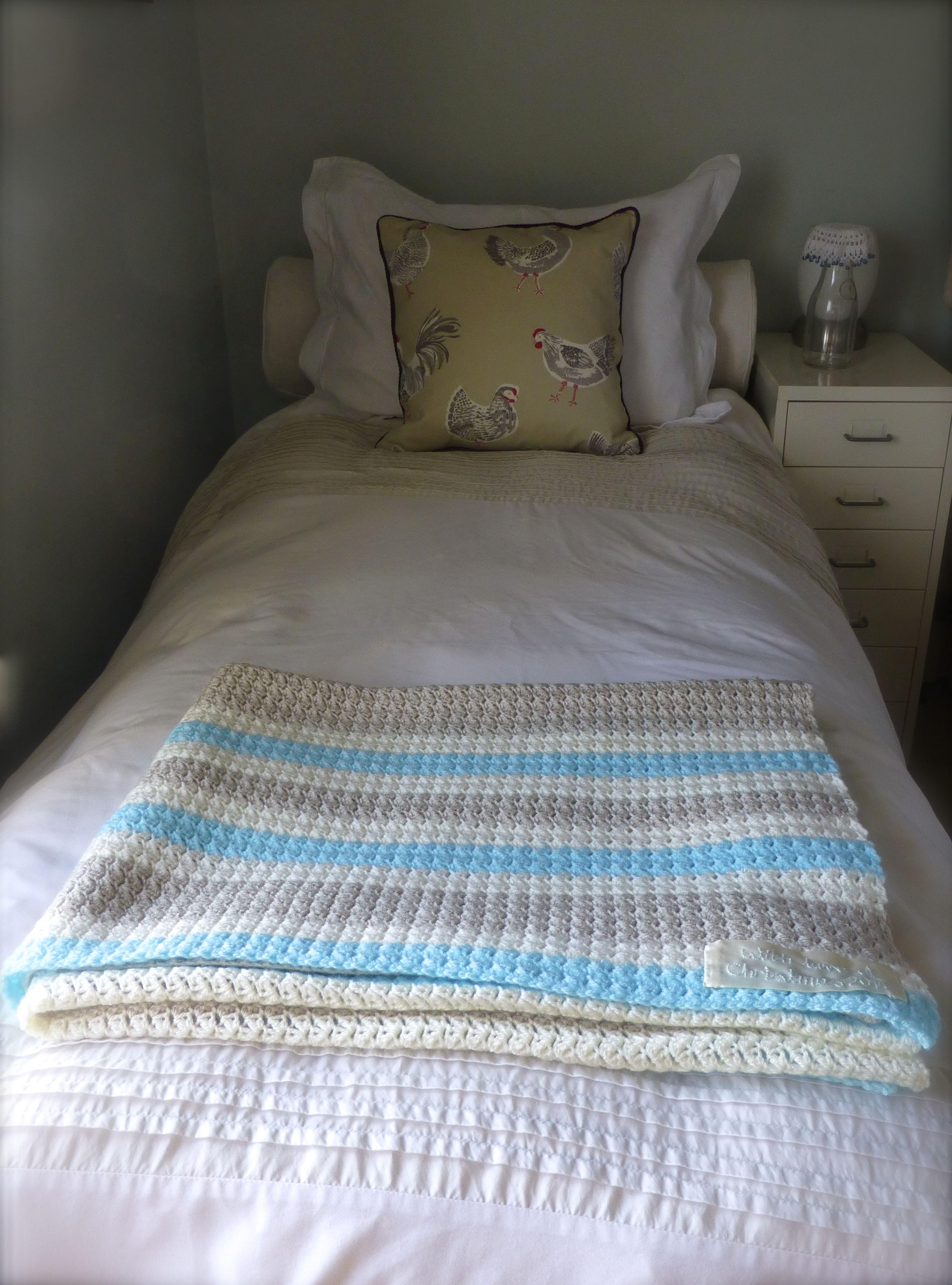Ocean Breeze Blanket   Sewchet