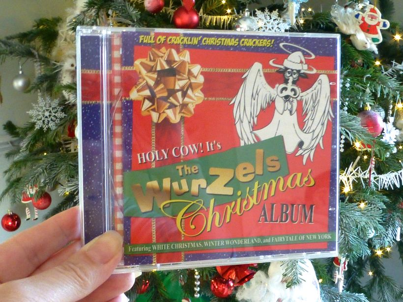 Wurzel Christmas Album