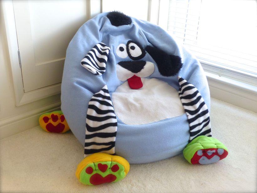 Dog beanbag