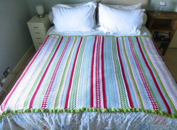 Greengate style crochet blanket2
