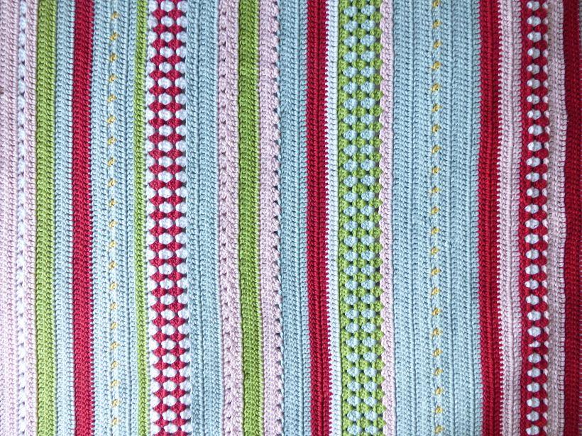 Greengate style crochet blanket4