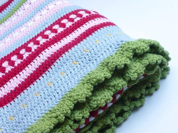 Greengate style crochet blanket6