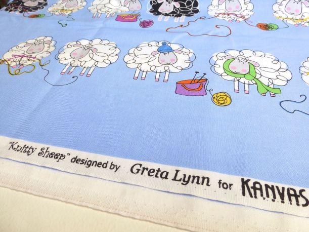 knitty sheep