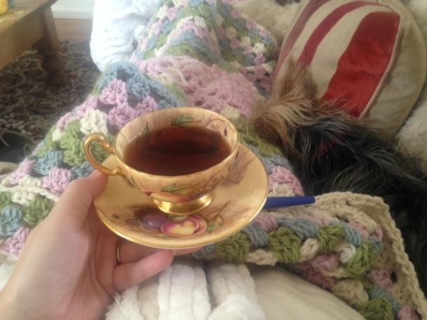Tea and Crochet