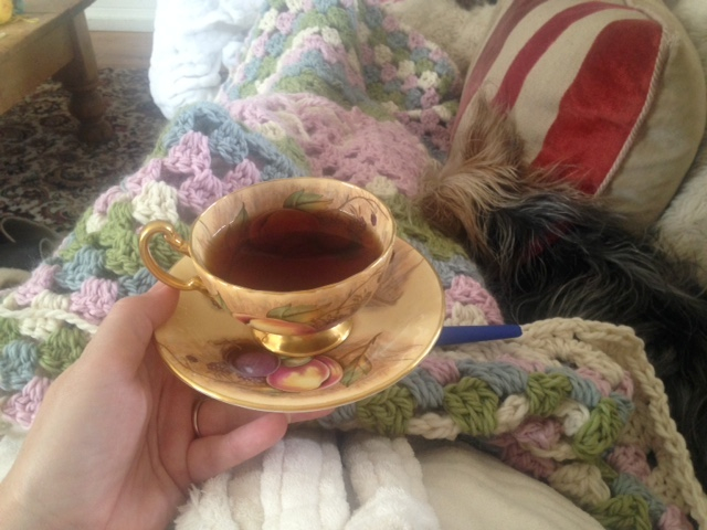 Tea and Crochet