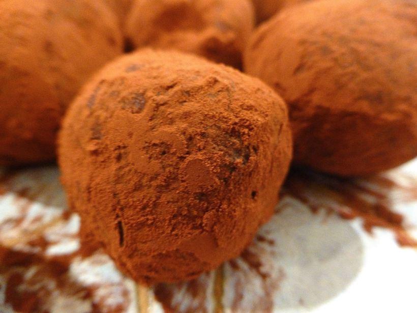 grand marnier truffles