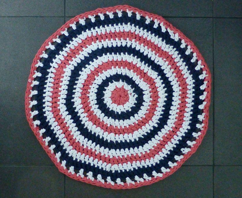 T-shirt yarn rug3