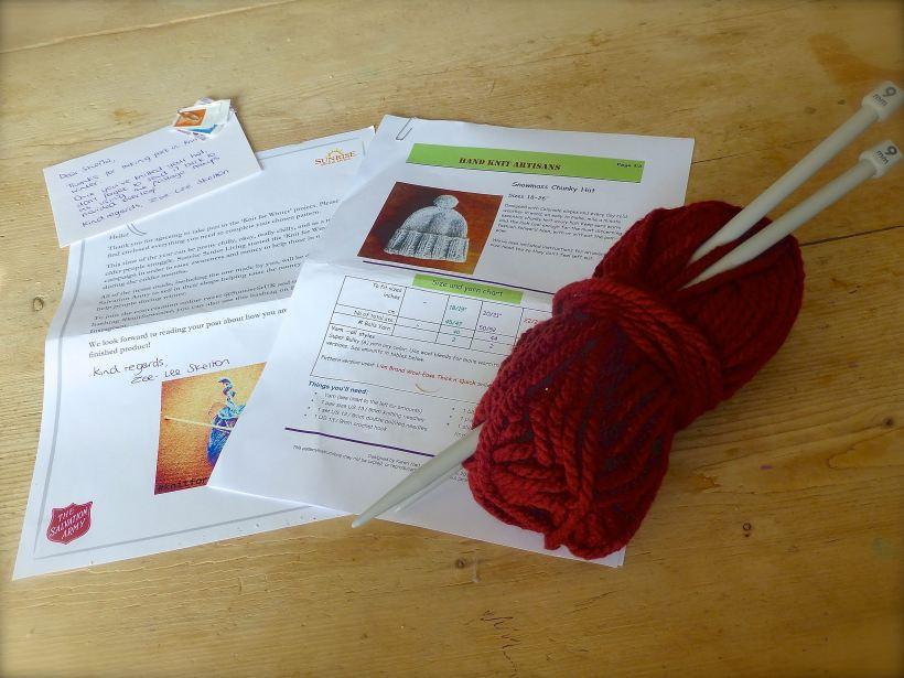 knit for winter kit