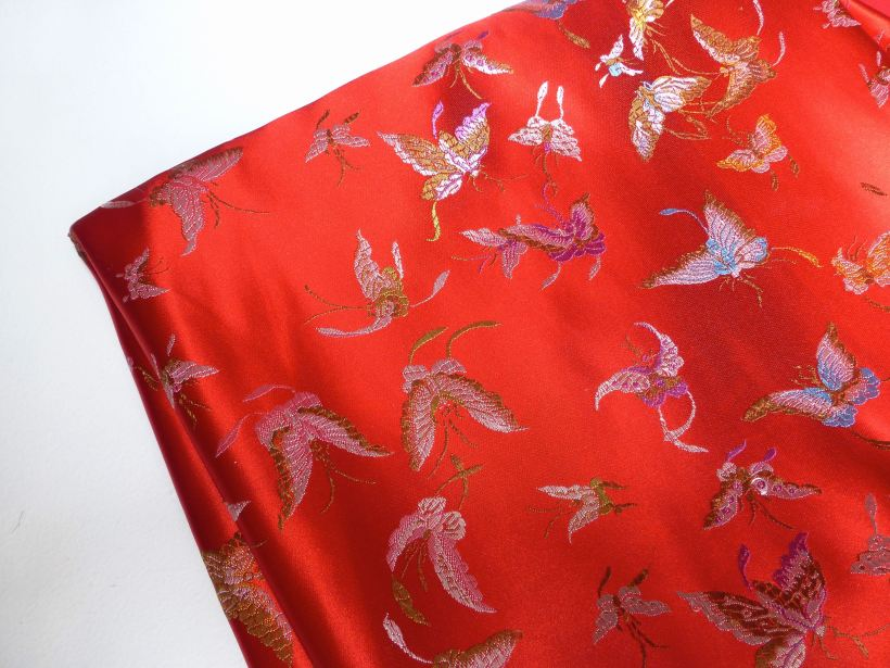 Chinese brocade
