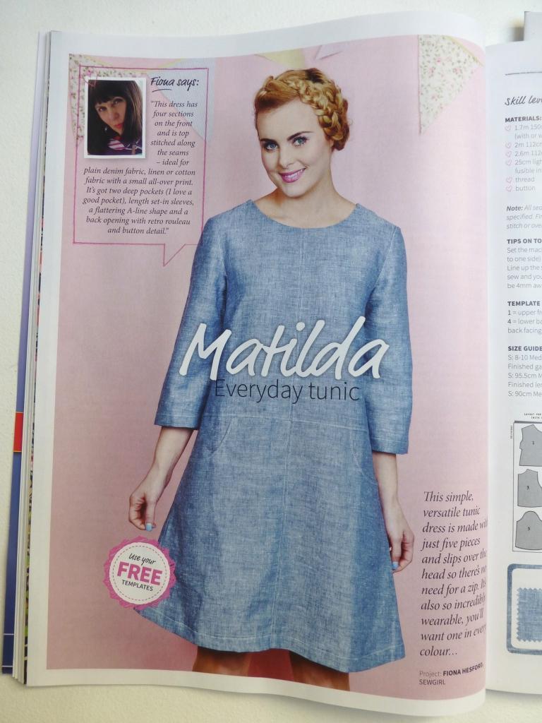 Matilda Tunic