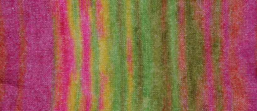 Rowan Kidsilk Haze Stripe Circus sample