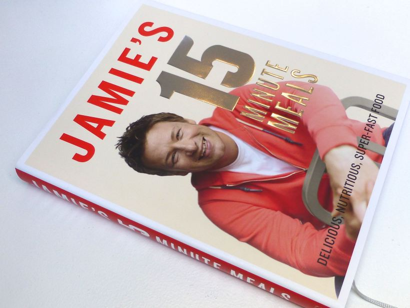 Jamies cookbook