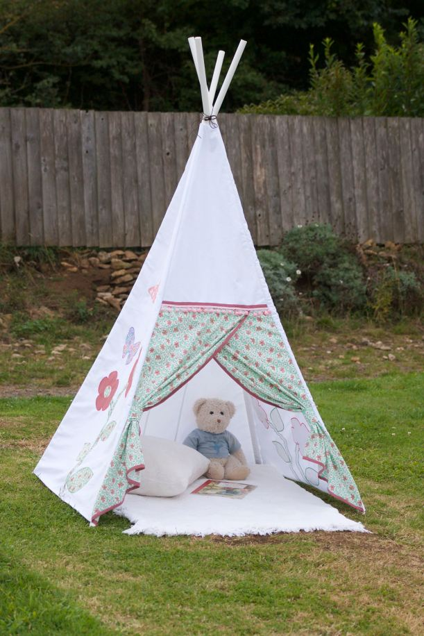 wigwam teepee tipi play tent