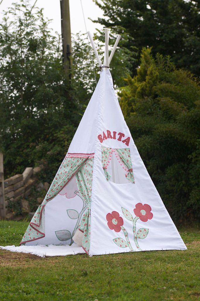 teepee wigwam play tent tipi