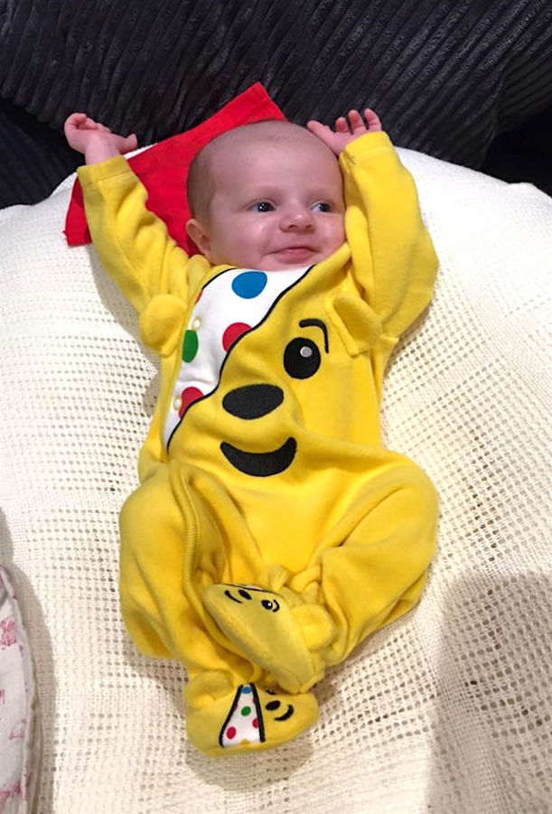 Lilah Children In Need