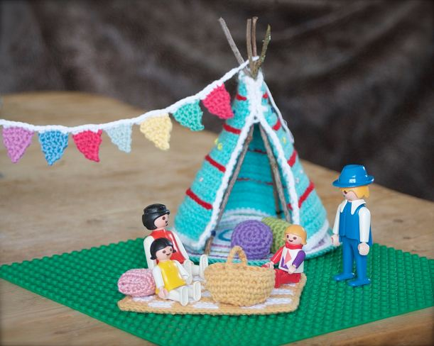 let's go camping kate bruning teepee