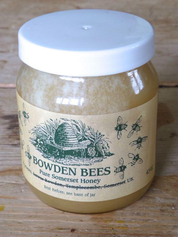 Somerset honey
