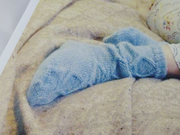 Artesano free Tiffanie sock pattern