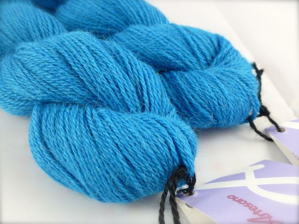 Artesano yarn detail