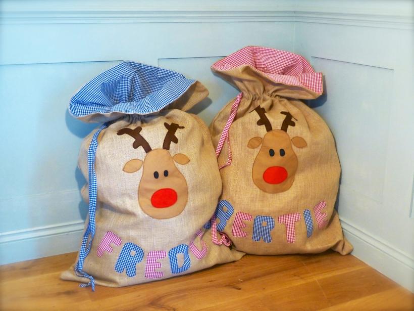 Christmas sacksa