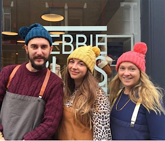Debbie Bliss Bobble Hat