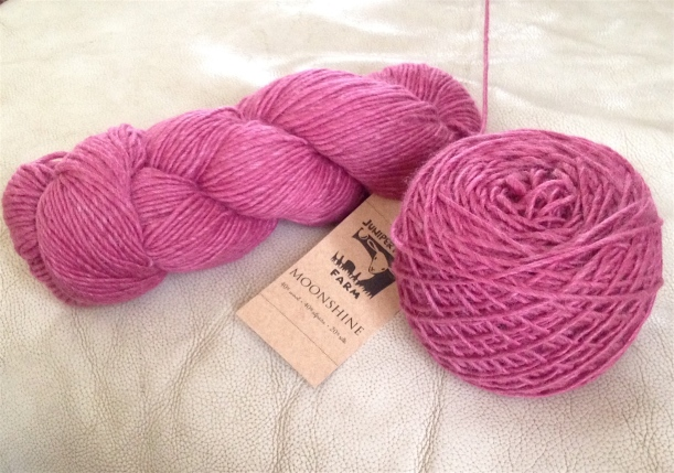 skein and cake
